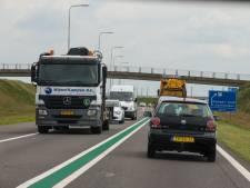 Rijkswaterstaat onderzoekt of dodenweg N50 bij Kampen sneller breder kan dan in 2022