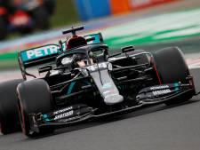 Lewis Hamilton décroche la pole au Grand Prix de Hongrie