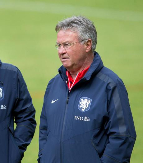 Hiddink: KNVB had geen goede filosofie