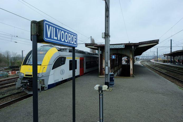 Het station in Vilvoorde moet dé mobiliteitstrekker voor de nieuwe ontwikkelingen in de reconversiezone van Vilvoorde en Machelen worden.