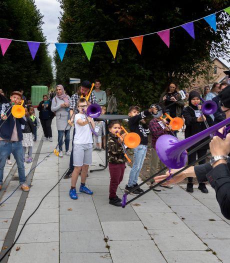 Vredeoord viert eindelijk openingsfeest: 'Het is elke dag al een feestje om hier te wonen'