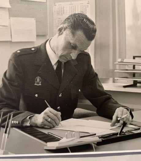 André Hendriks (95), politieman van de oude stempel, in Geldrop overleden