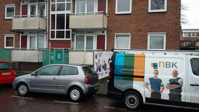 Flats aan de Mgr De Vethstraat