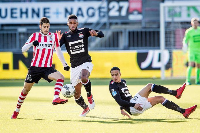 Willem II'er Giliano Wijnaldum.