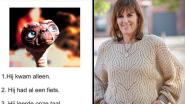 """VIDEO. Ook Izegemse Vlaams Belang-politica uit de bocht op Facebook: """"Vier redenen waarom E.T beter is dan een Marokkaan"""""""