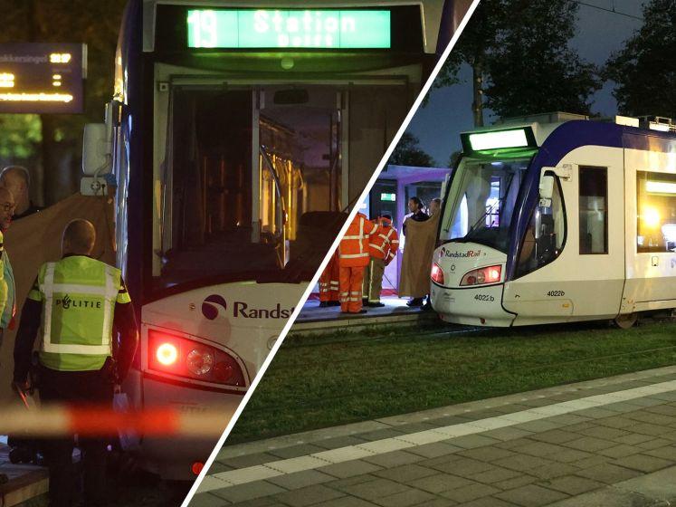Getuigen dodelijke aanrijding tram in Den Haag: 'Hij werd geduwd'