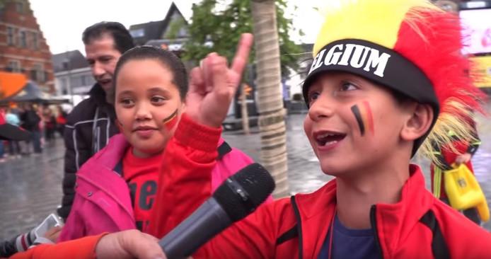 De Boxtelnaren maakte een filmpje over hun bezoek aan de zuiderburen