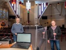 Als de mensen niet naar de kerk komen, komt de kerk in Ermelo wel naar de mensen: 'Het kan alle kanten opgaan'