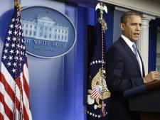 Obama ziet Sandy stembusgang niet bedreigen
