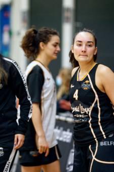 Geen stunt in de playoffs, dus hoopt Lisa van Dalsum volgend jaar met Cangaroes nog een stap te zetten