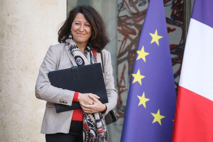 De Franse oud-minister van Volksgezondheid Agnès Buzyn.