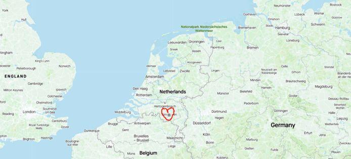 Marleen Janssen fietste zelf afgelopen zaterdag een ronde van 162 kilometer, in de vorm van een hart. Daarvoor (op 31 maart) fietste ze al een ronde van 80 kilometer.