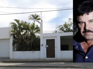 La maison d'El Chapo mise en jeu à la loterie: visite en images