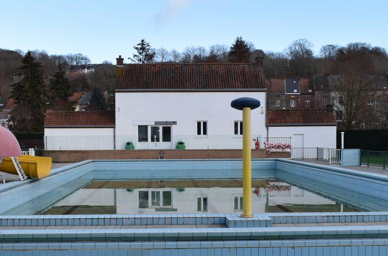 Het openluchtzwembad Den Bleek.