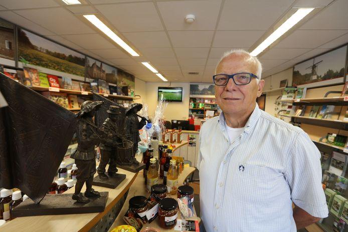 Bert Mickers, VVV-voorzitter in Gemert.