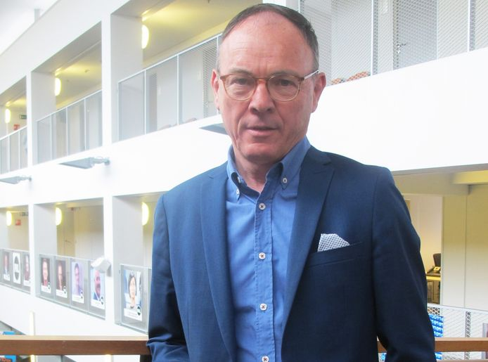 Frank Vols aan de Hogeschool PXL