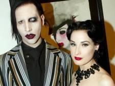 Dita Von Teese: Geen misbruikervaring met Marilyn Manson tijdens ons huwelijk