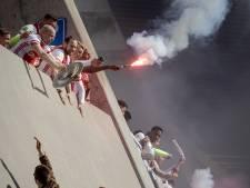 Ajax: Er stonden te veel supporters om te negeren