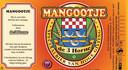 Mangootje. 6% Fruitbier met mango. Milde bittering door hopsoorten, bouquet van pils- en caramelmouten.