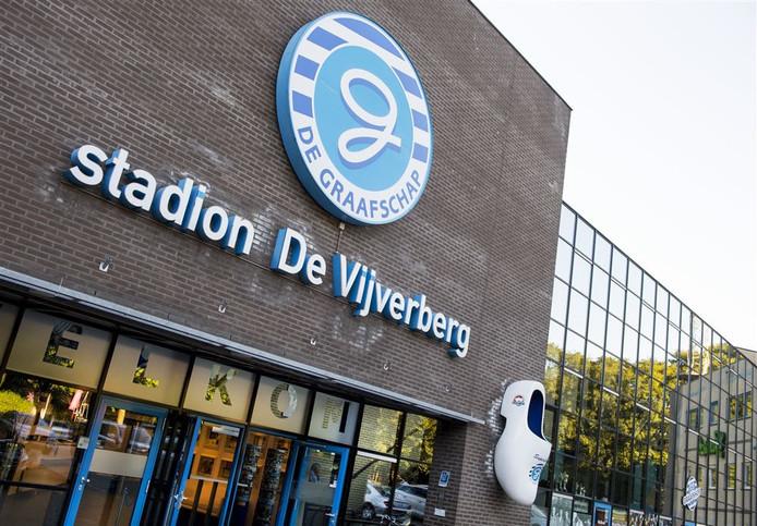 Stadion De Vijverberg.