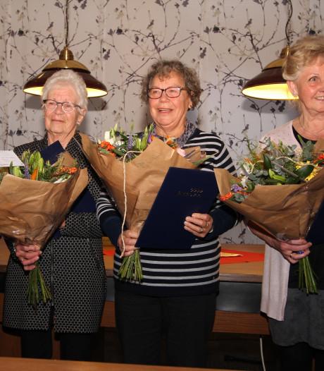 Erespelden voor vrijwilligers in Veldhoven