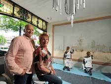 Rob en Yvonne beginnen Aelbert Cuyp B&B in zijn geboortehuis