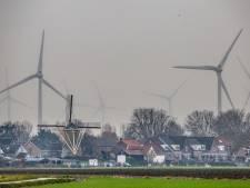 Na 2020 nog veel meer windmolens op Voorne-Putten