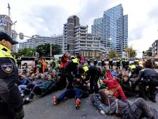 Journalist niet verder vervolgd na aanhouding bij demonstratie in Den Haag