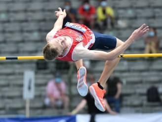 BK juniores: Arne Min favoriet in het hoogspringen
