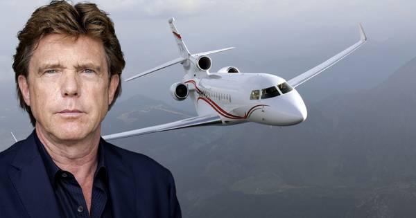 'John De Mol Koopt Luxe Privéjet Van 50 Miljoen Euro