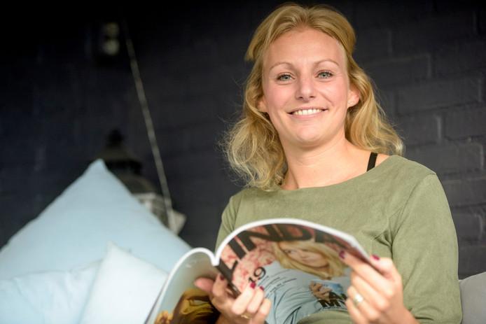 Mariëlle van Hees uit Nuenen werkte mee aan een documentaire over preventieve borstamputatie.