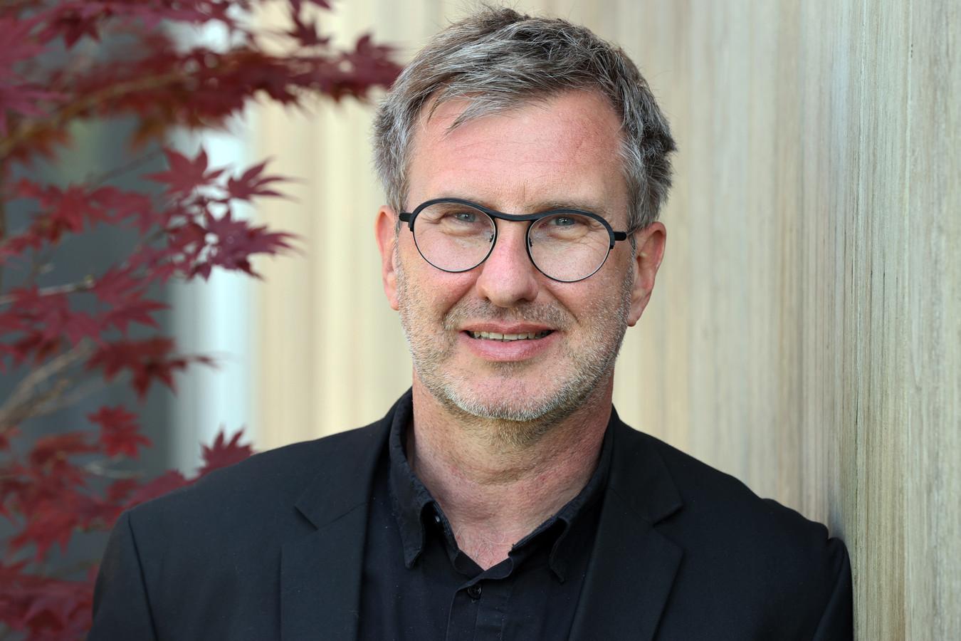 Jan Verheyen is in z'n nopjes met de heropening van de cinema's.