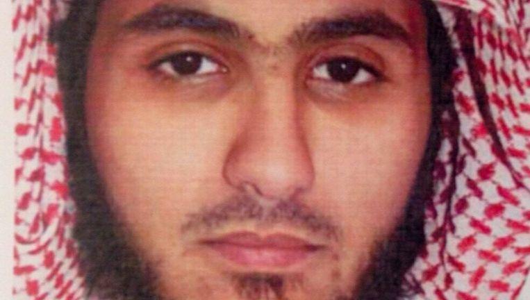 Fahad Suleiman Abdulmohsen Al-Gabbaa, de man die de bomaanslag pleegde in de sjiitische al-Sadeq-moskee in Koeweit. Beeld epa
