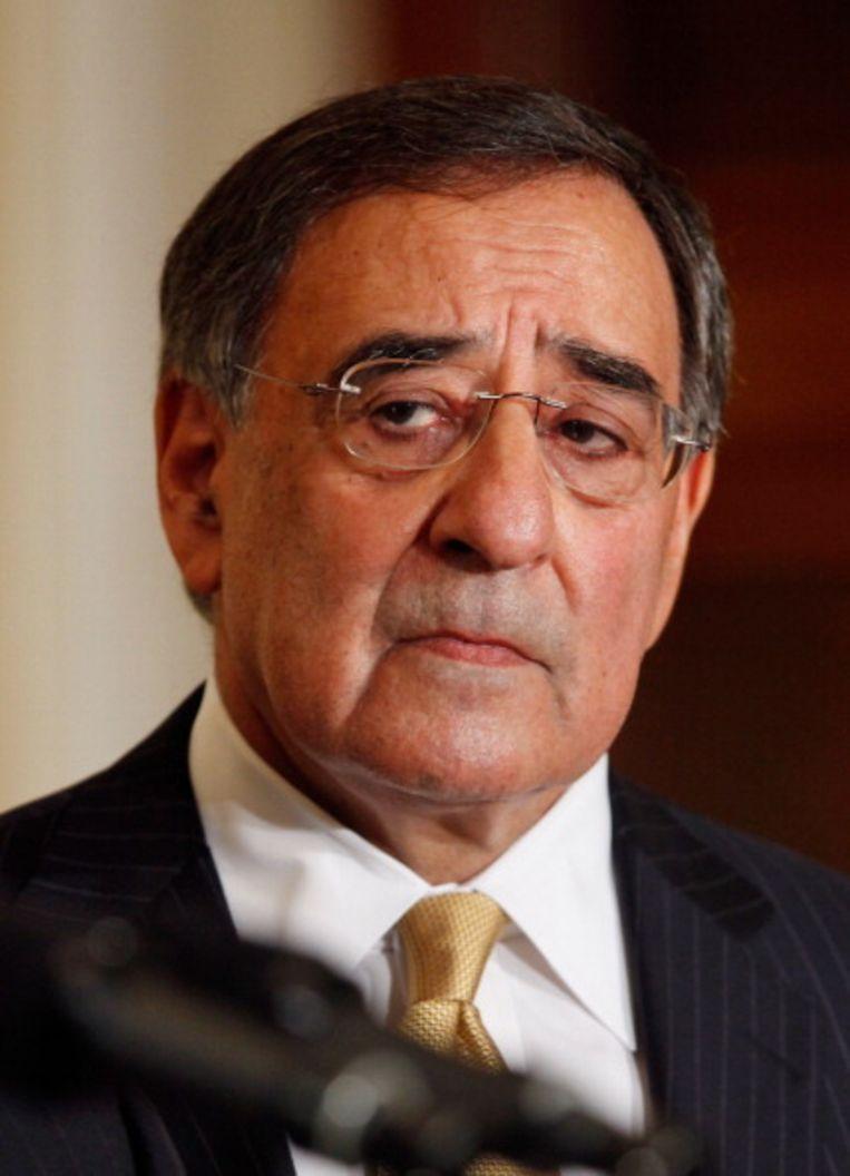 CIA-directeur Leon Panetta Beeld UNKNOWN