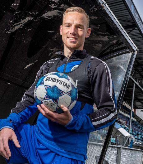 FC Den Bosch-aanwinst Romano Postema wil zijn gevoel uit de jeugd terug