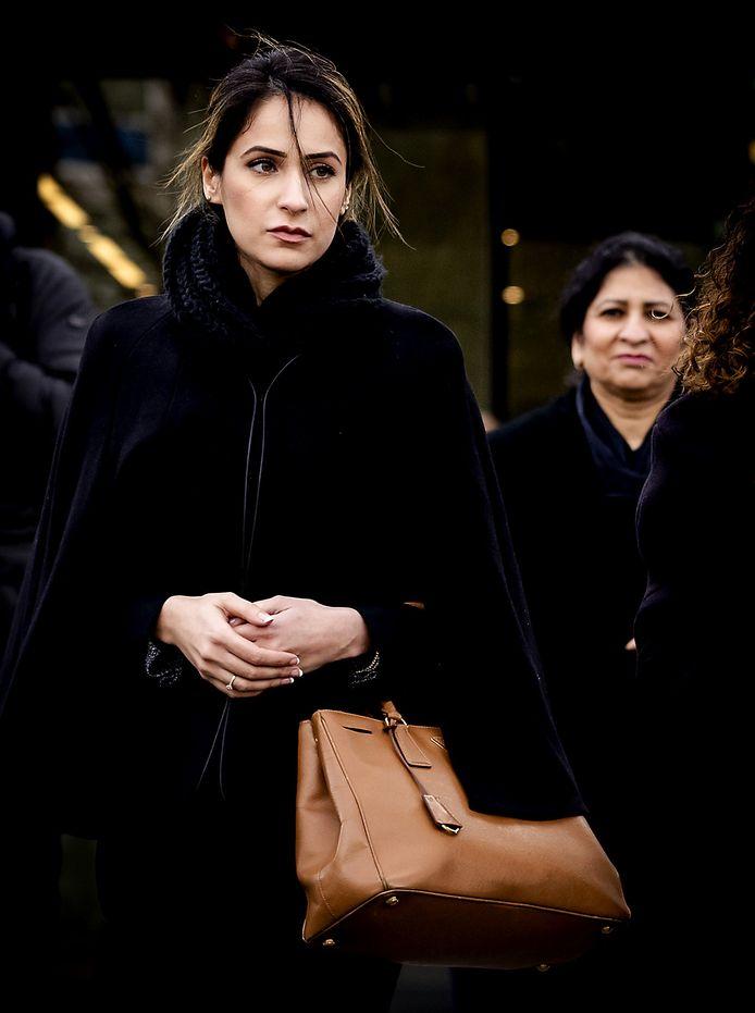 Moeder Nadia Rashid