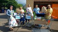 Groen Landen neemt deel aan de Plastic Attack