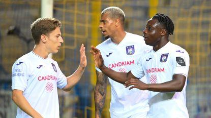 Club en Anderlecht houden schietoefeningen en twee topclubs rechten de rug: bekijk alle actie van speeldag 6