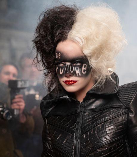 """Disney donne vie à """"Cruella"""" dans un film déjanté qui rend la vilaine attachante"""