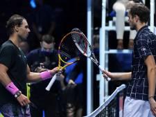 """Rafael Nadal reconnaît avoir """"perdu une belle opportunité"""" face à Medvedev"""