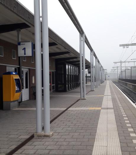 Wagons met gevaarlijke stoffen aangetroffen op station Oldenzaal