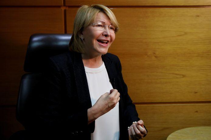 Openbaar aanklager van Venezuela Luisa Ortega Díaz