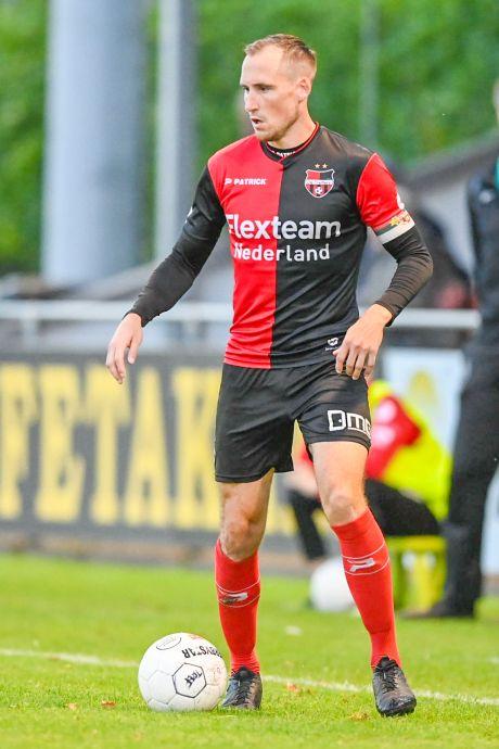 De Treffers waardeert aanvoerder Ricardo Ippel met nieuw contract