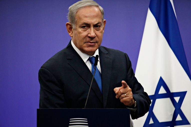Benjamin Netanyahu. Beeld Shutterstock