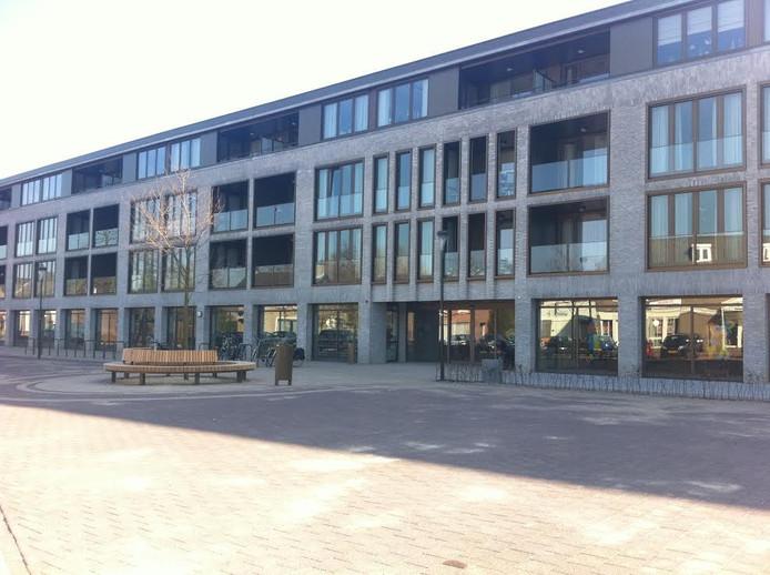 Kulturhus en zorgcentrum Litserborg in Den Dungen.