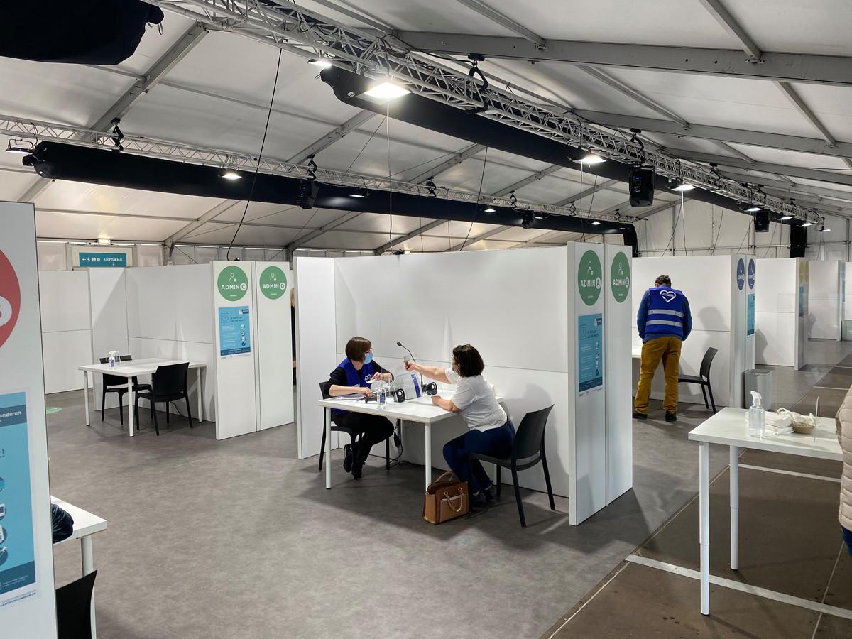 ELZ Kempenland organiseert twee vrije inloopmomenten met J&J-vaccin |  Foto | hln.be