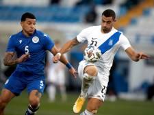 VVV-spits Giakoumakis scoort al na 17 minuten bij debuut voor Griekenland