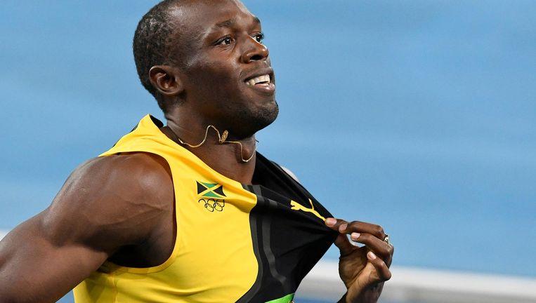 Usain Bolt Beeld AP
