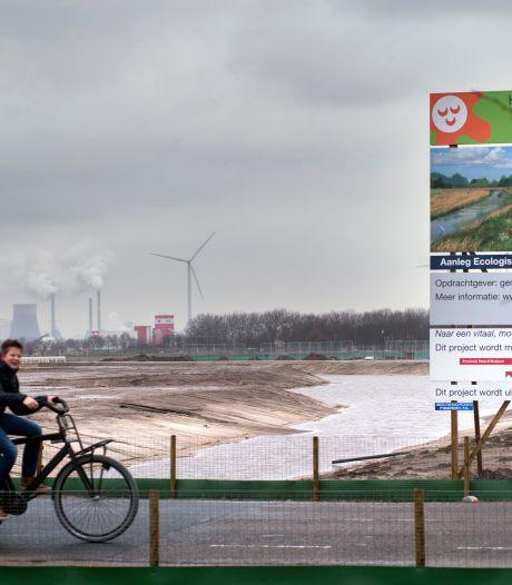 Oosterhoutse buurt Contreie straks omgeven door groene zone