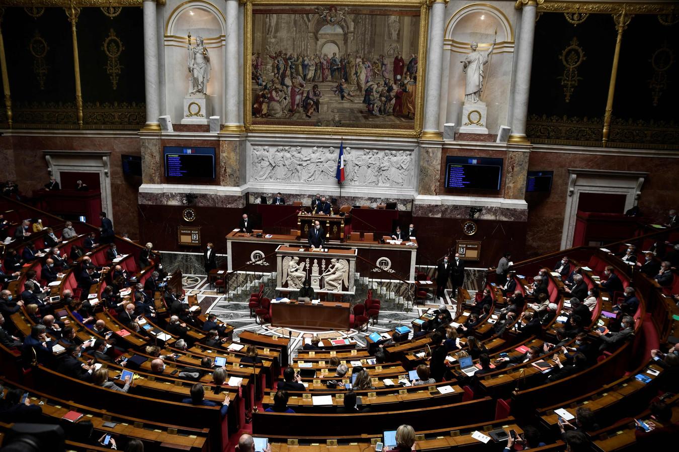 Assemblée nationale (archives)
